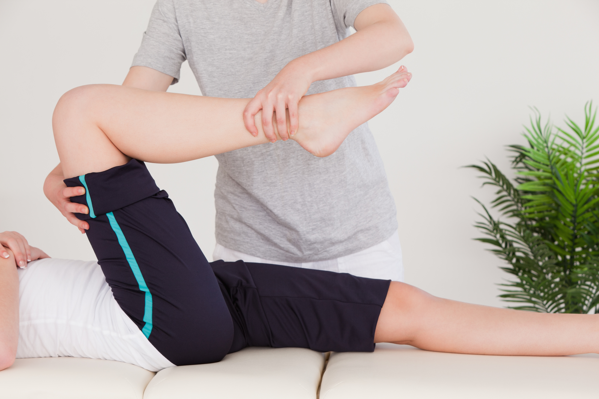 Assisted Stretch Therapy